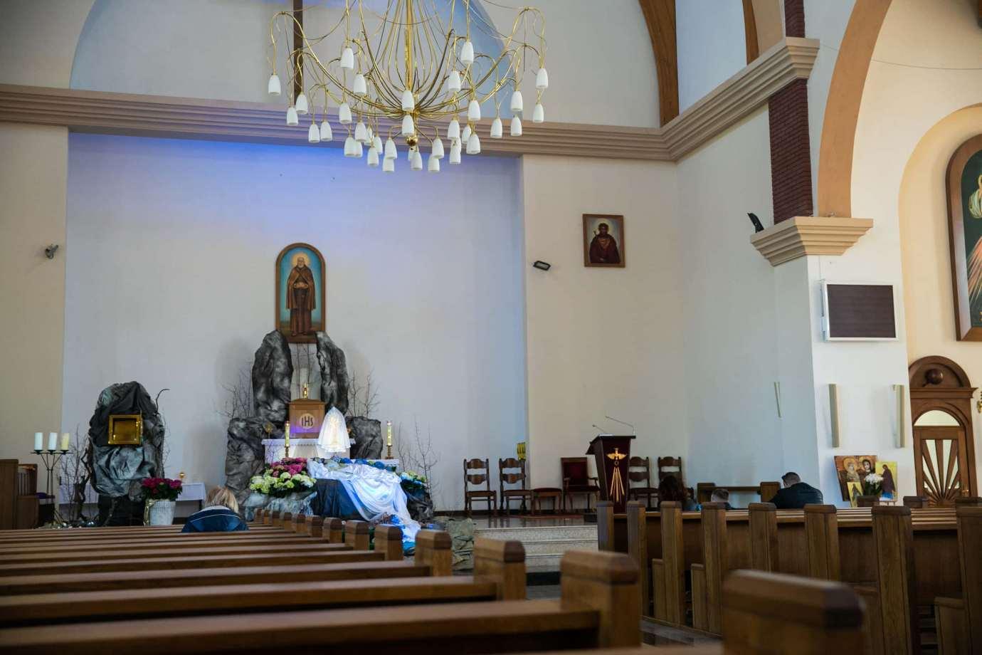 parafia pw swietego brata alberta w zamosciu 5 Zdjęcia grobów pańskich w zamojskich świątyniach