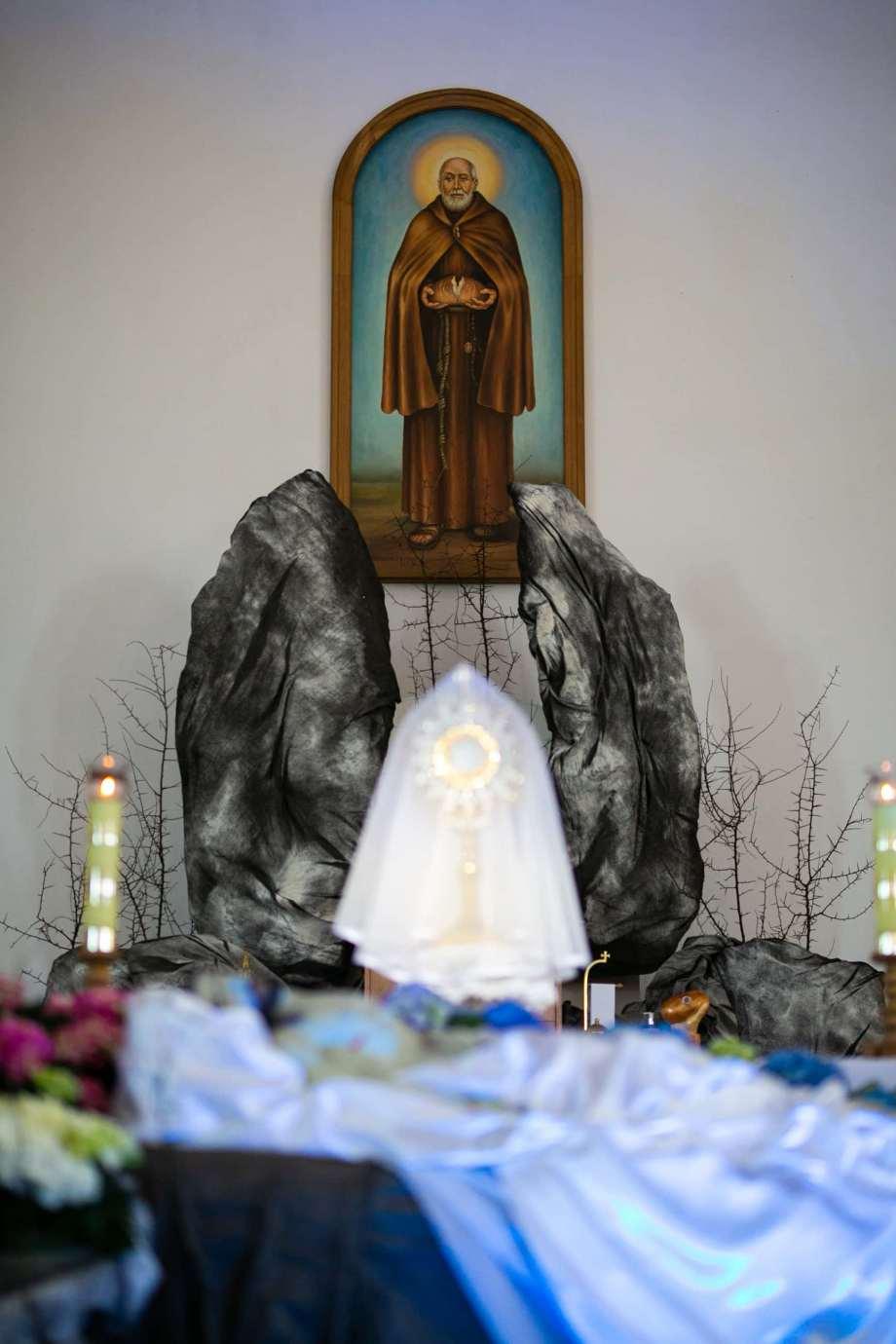parafia pw swietego brata alberta w zamosciu 8 Zdjęcia grobów pańskich w zamojskich świątyniach