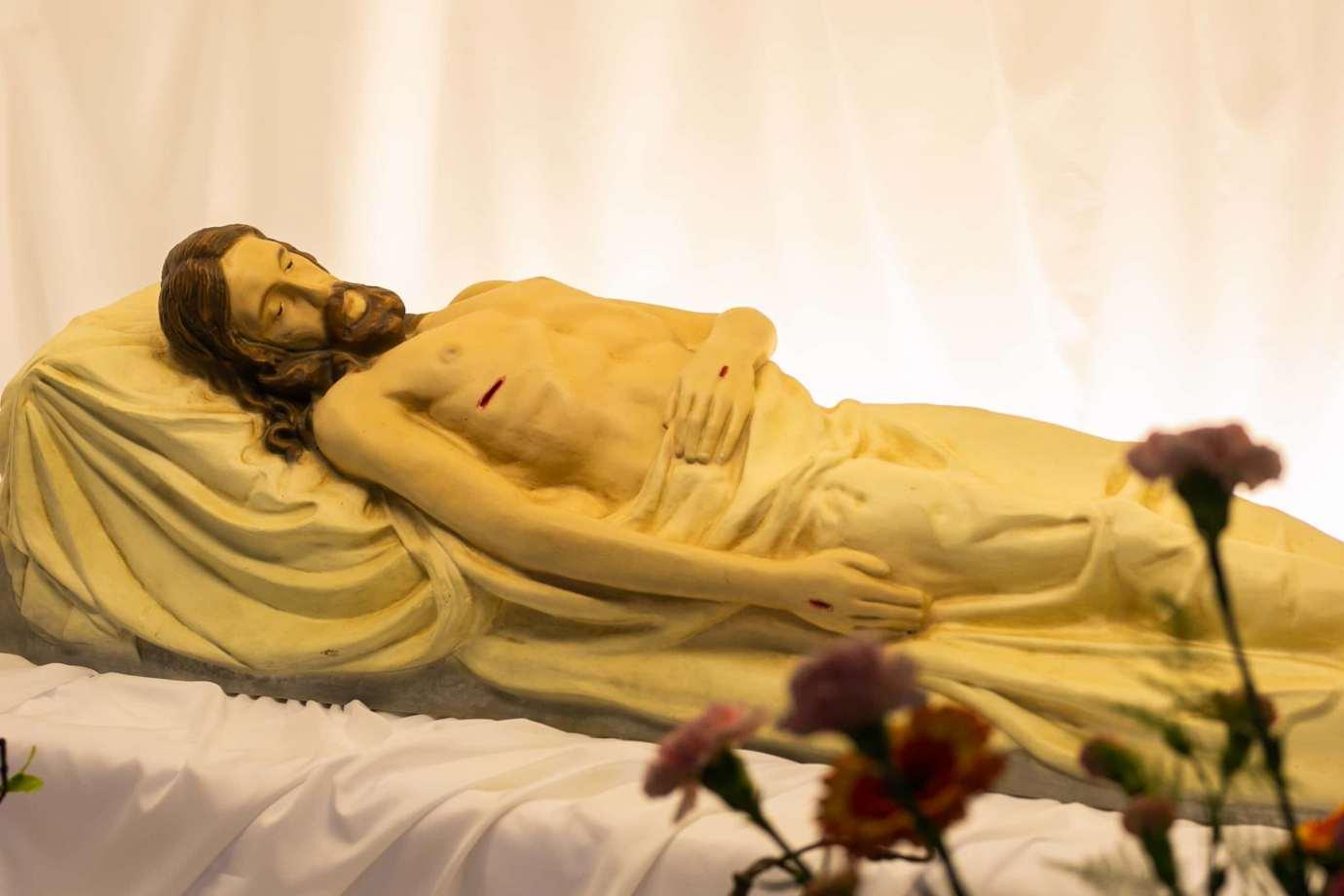 parafia pw swietej bozej opatrznosci w zamosciu 10 Zdjęcia grobów pańskich w zamojskich świątyniach