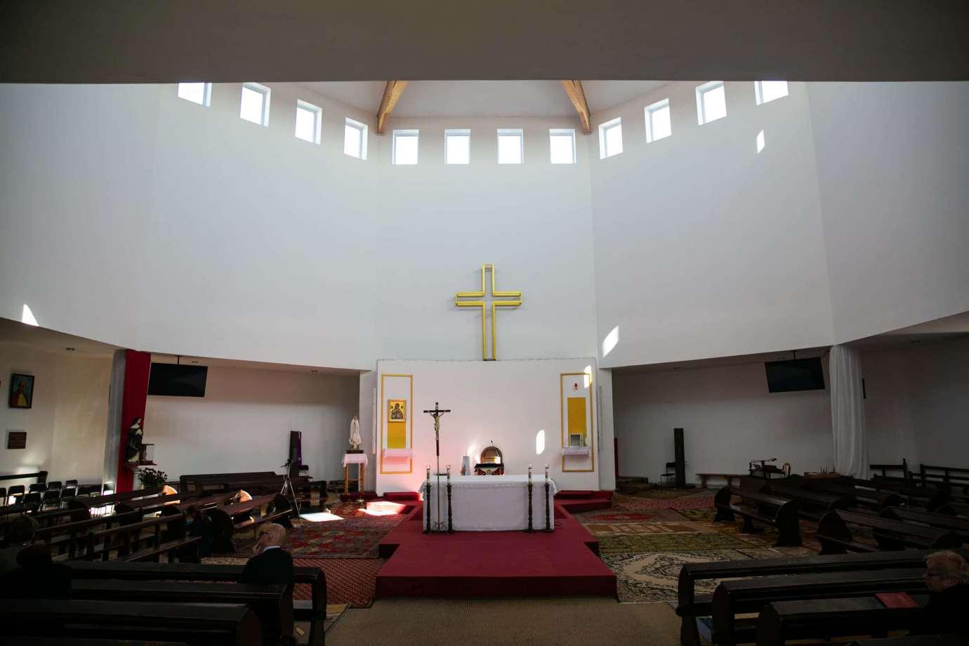parafia pw swietej bozej opatrznosci w zamosciu 4 Zdjęcia grobów pańskich w zamojskich świątyniach