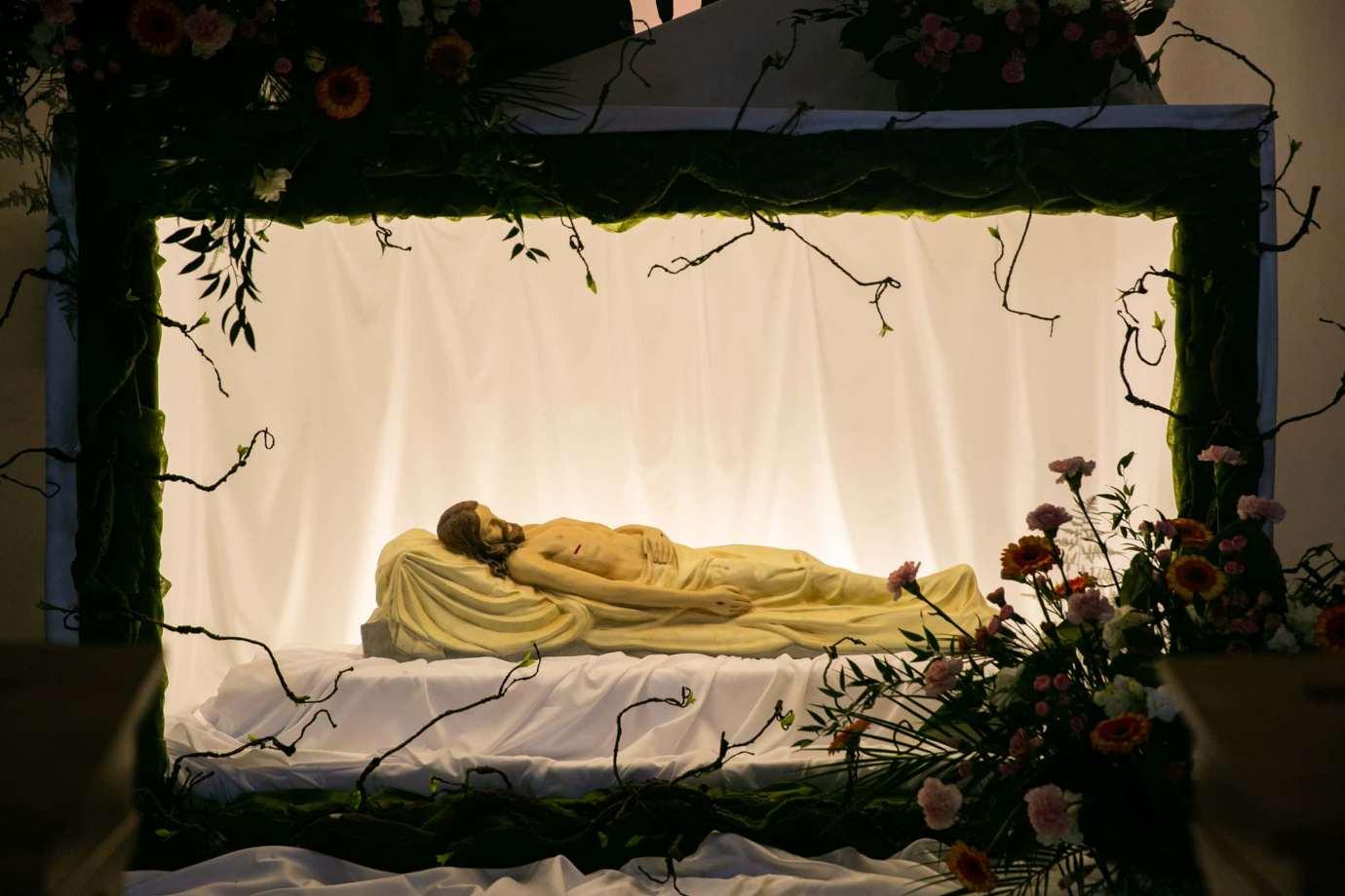 parafia pw swietej bozej opatrznosci w zamosciu 6 Zdjęcia grobów pańskich w zamojskich świątyniach