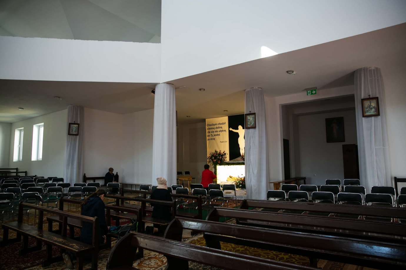 parafia pw swietej bozej opatrznosci w zamosciu 7 Zdjęcia grobów pańskich w zamojskich świątyniach
