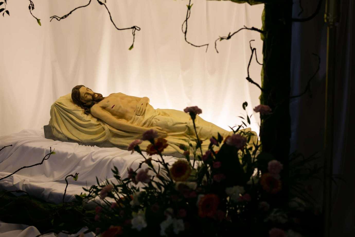 parafia pw swietej bozej opatrznosci w zamosciu 9 Zdjęcia grobów pańskich w zamojskich świątyniach