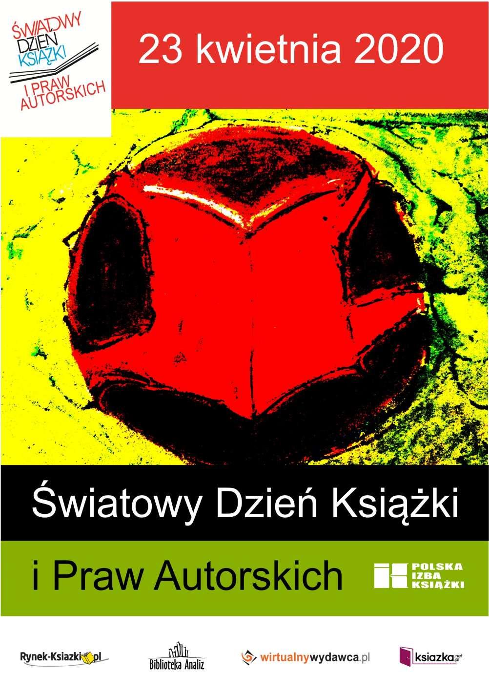 swiatowy dzien ksiazki 2020 Dzień Książki i konkurs fotograficzny pt.