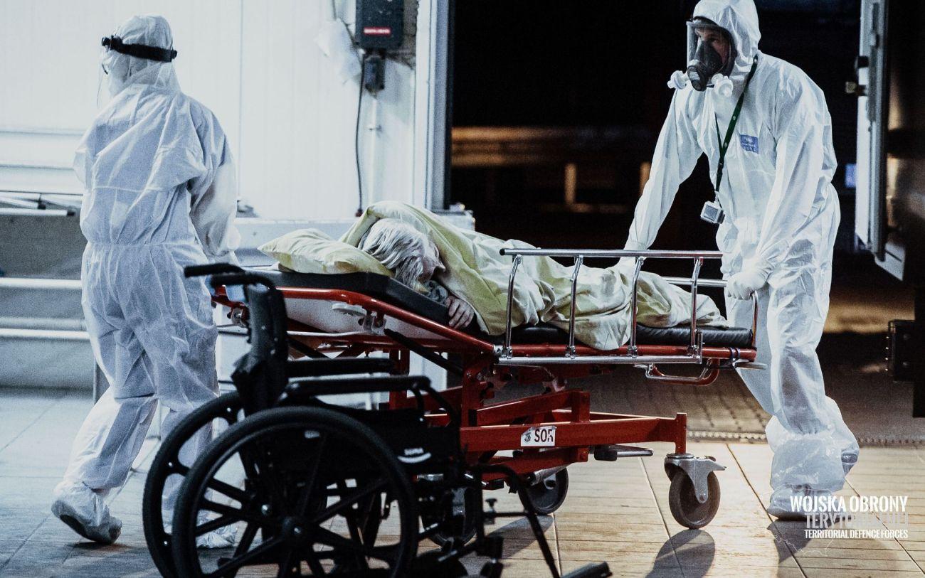 wot zik 1 Powołano Zespoły Interwencji Kryzysowej do wsparcia DPS