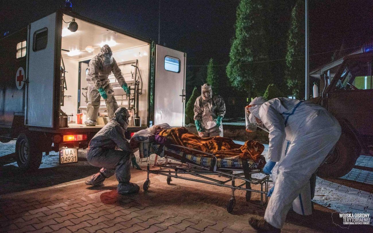 wot zik 2 Powołano Zespoły Interwencji Kryzysowej do wsparcia DPS
