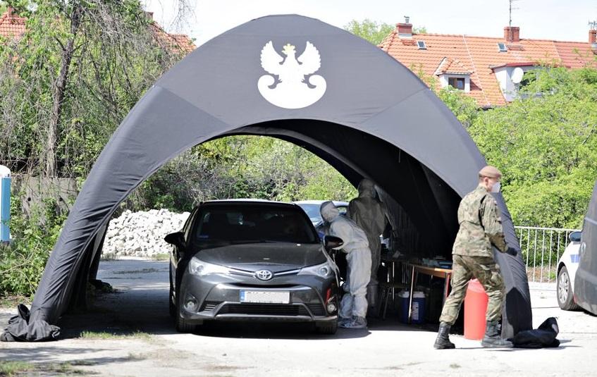 2 lbot w gliwicach 4 Lubelscy Terytorialsi pomagają na Śląsku, Pomorzu i w Wielkopolsce.