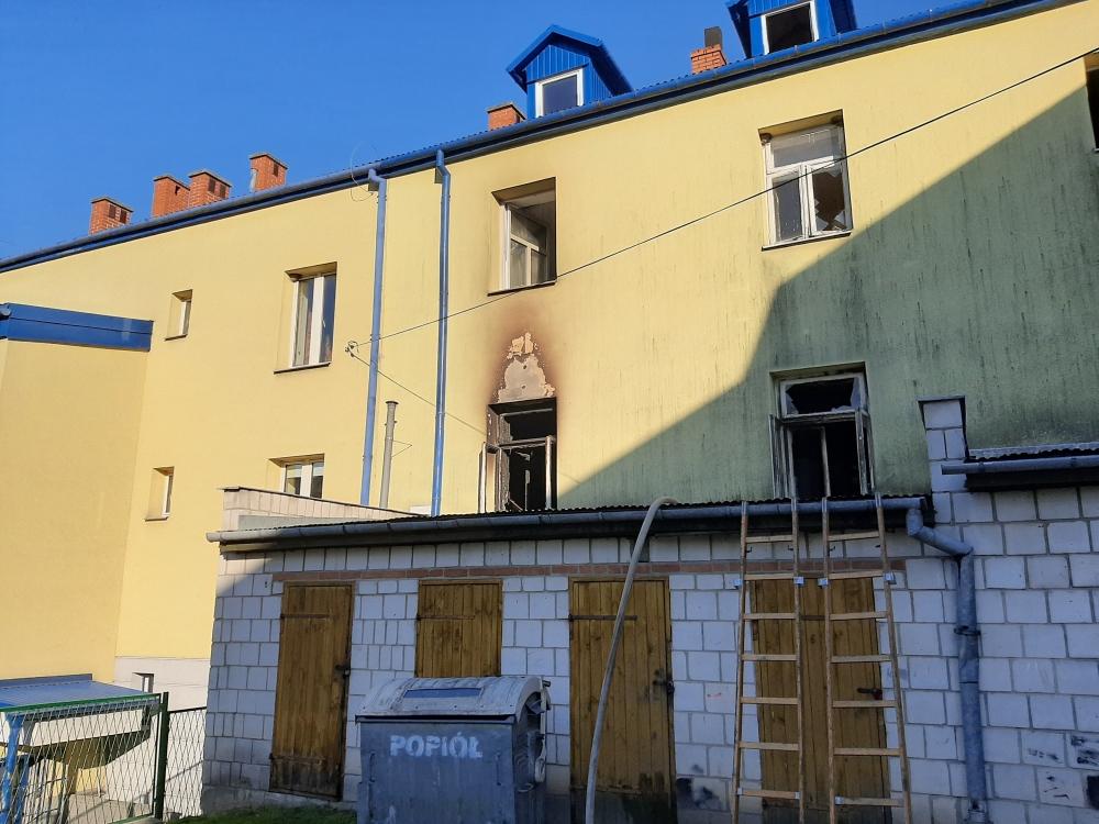 20200522 182244 Kolejny tragiczny w skutkach pożar domu mieszkalnego. Nie żyje mężczyzna.