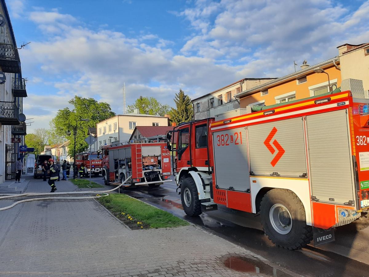 20200522 191055 Kolejny tragiczny w skutkach pożar domu mieszkalnego. Nie żyje mężczyzna.