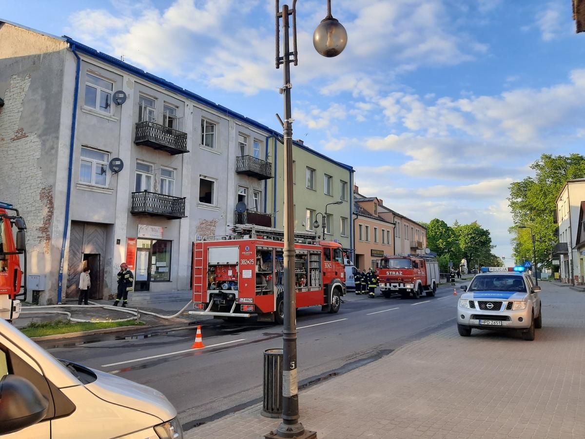 20200522 191119 Kolejny tragiczny w skutkach pożar domu mieszkalnego. Nie żyje mężczyzna.