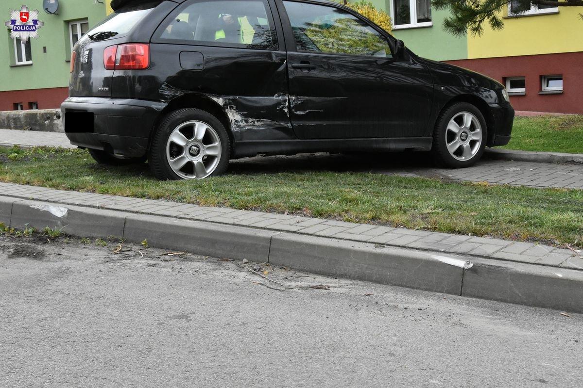 68 166906 Wyprzedzanie na skrzyżowaniu zakończone potrąceniem pieszej