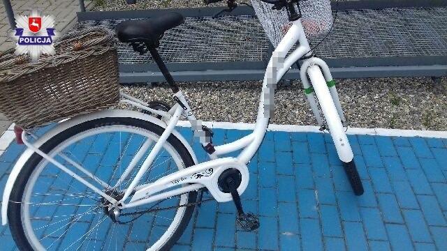 Ukradł rower artykuły spożywcze i przemysłowe oraz alkohol