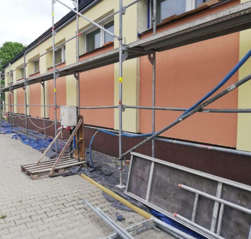 bodaczow scaled e1589807411648 Szkoła w Bodaczowie zmieni oblicze. Ruszyła termomodernizacja budynku