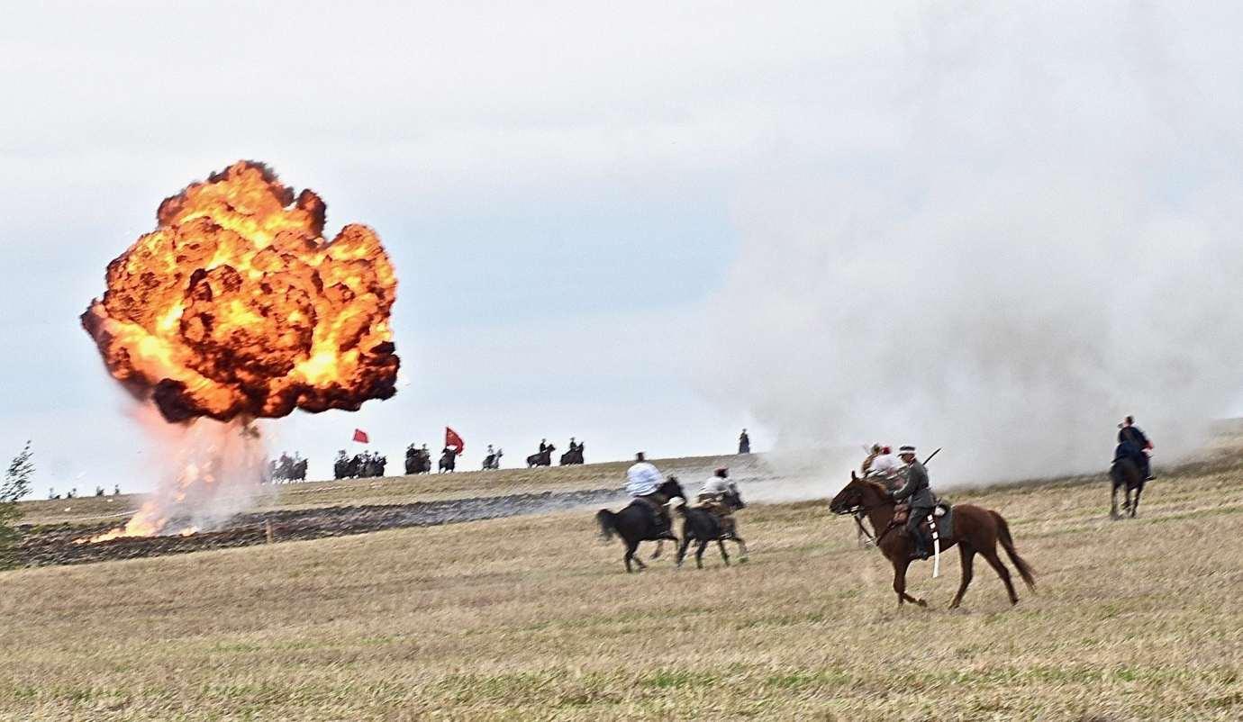 dsc 2972 1 100. rocznica Bitwy pod Komarowem odbędzie się w planowanym terminie.