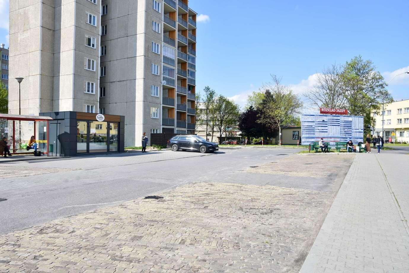 dsc 6870 Wracają busy do/z Lublina i Rzeszowa