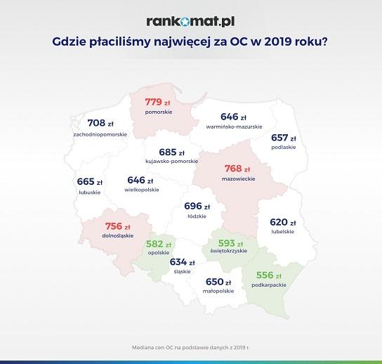 gdzie placilismy najwiecej za oc w 2019 roku v2 W Zamościu w 2019 roku doszło do 914 kolizji i wypadków. Najczęściej z powodu nieudzielenia pierwszeństwa.