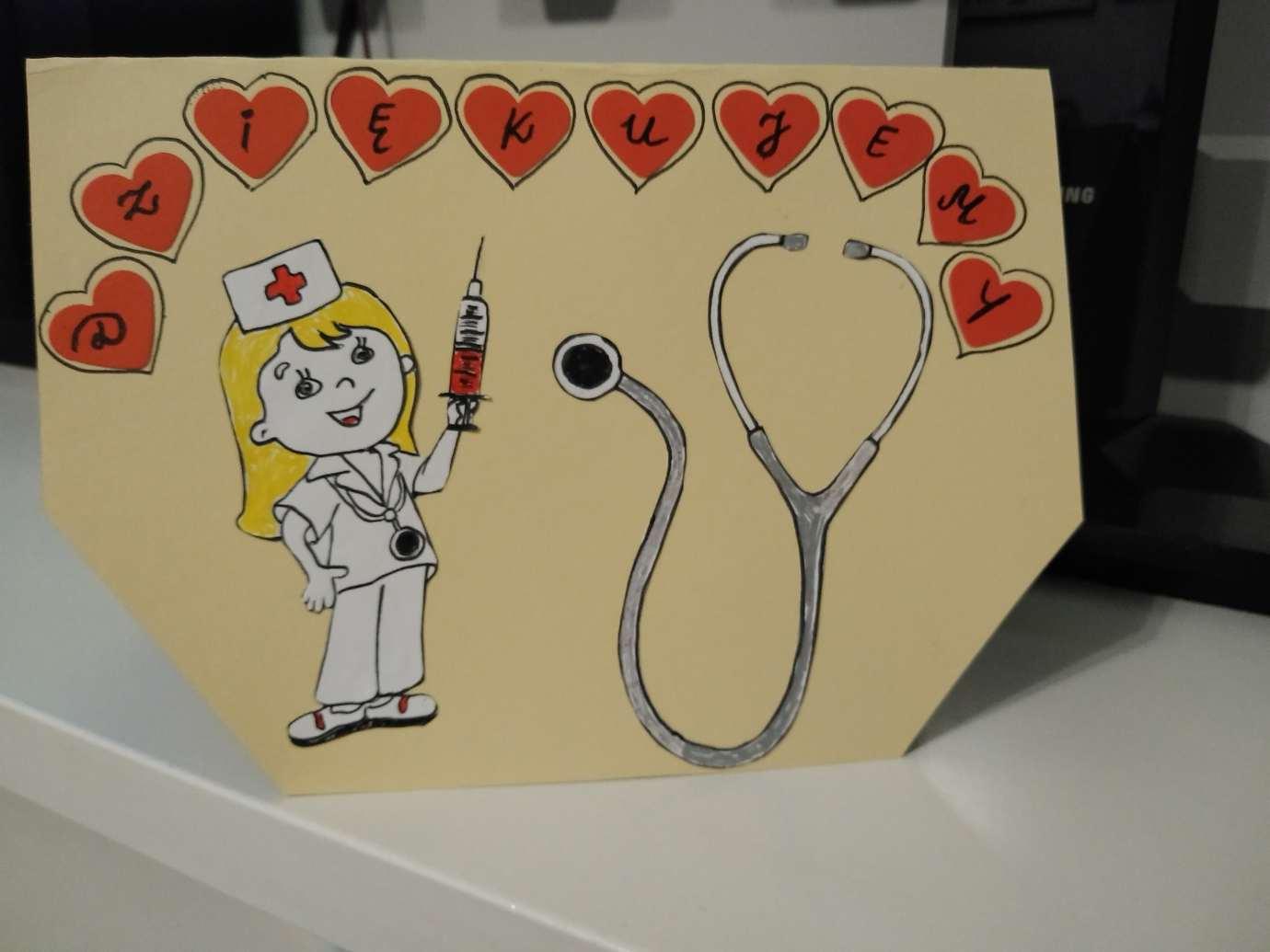 medyk Laurka dla Medyka. Akcja zamojskiej