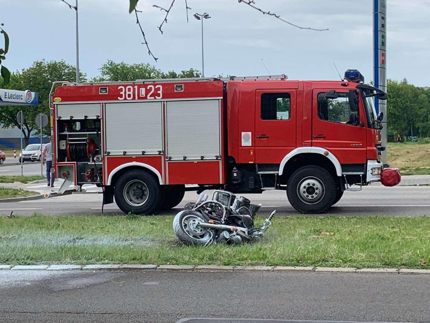 102699242 558204998401882 1875805997064380555 n Ku przestrodze publikujemy nagranie WIDEO z niedzielnego wypadku na Wyszyńskiego. Obejrzyjcie jako przestrogę.