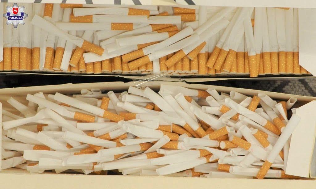 68 168885 51-latka odpowie za nielegalne wytwarzanie papierosów