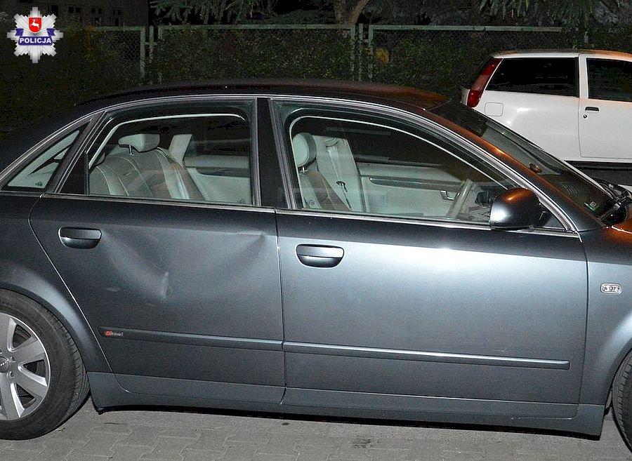 68 169908 Zamość: Pokłócił się z dziewczyną i wyładował złość na cudzym samochodzie