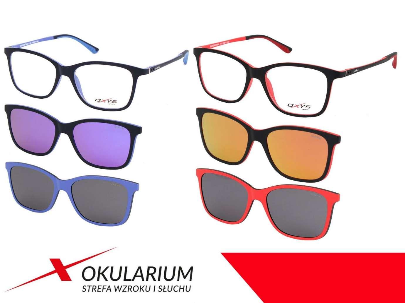 art 2 Okulary korekcyjne i przeciwsłoneczne w jednym?
