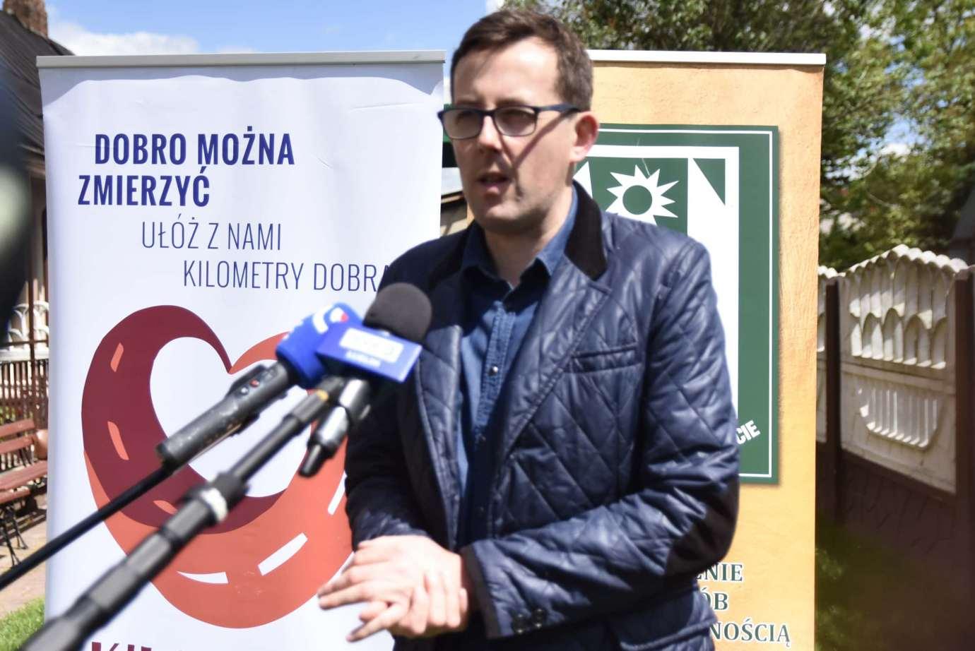 dsc 6927 PSONI Koło w Zamościu podsumowało kampanię Kilometry Dobra