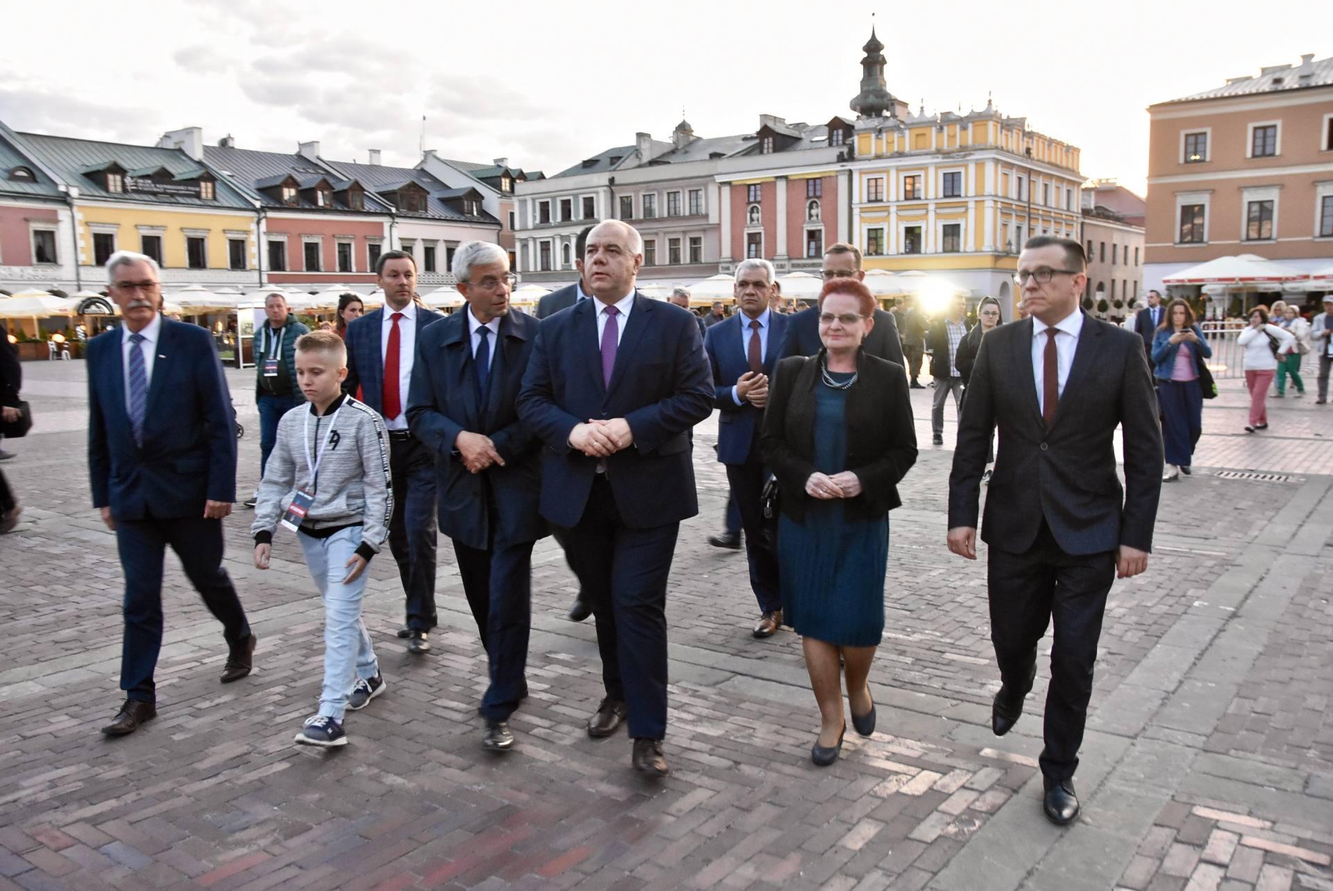 dsc 7514 1 Z ostatniej chwili. Minister Jacek Sasin odwiedzi Zamość.