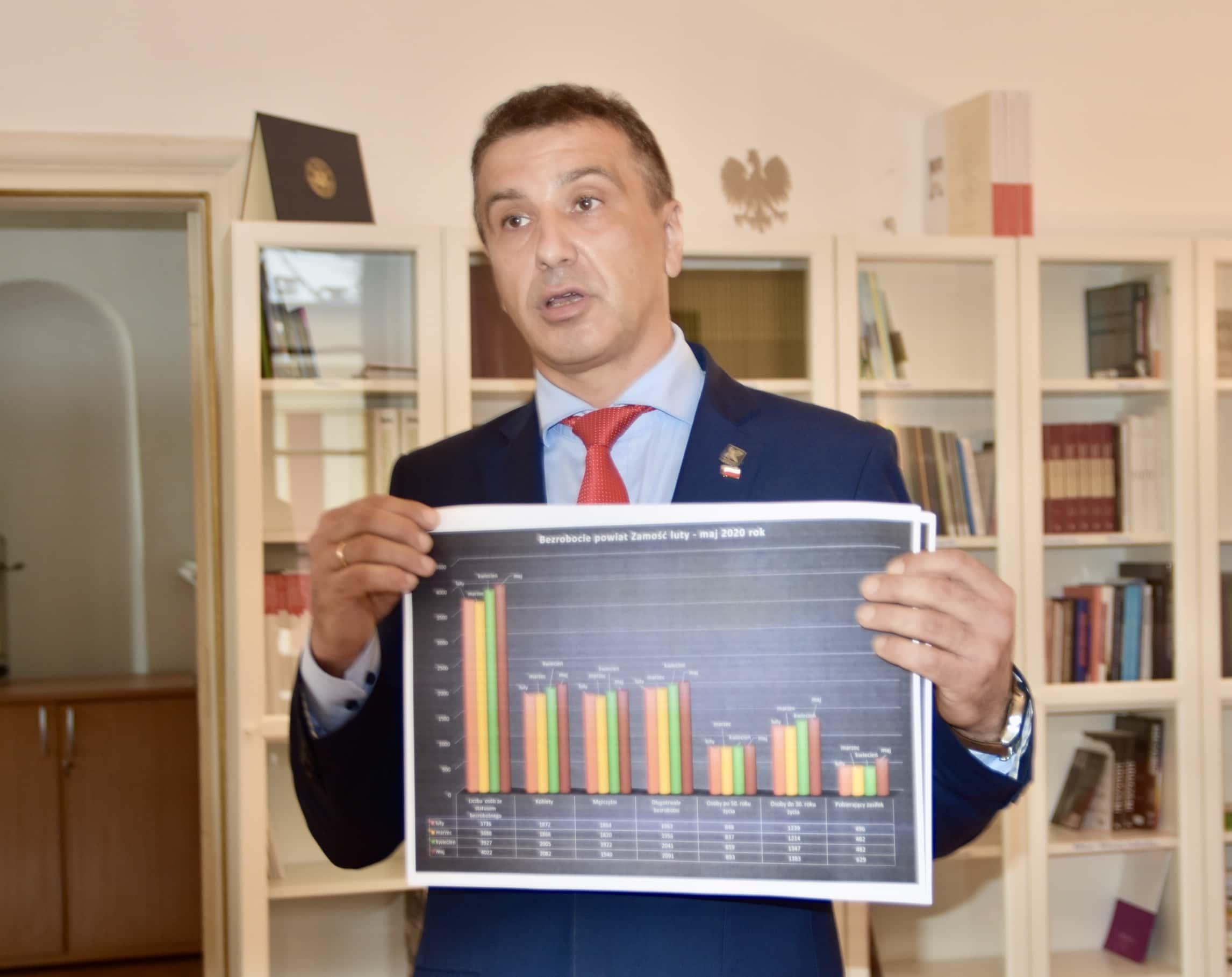 dsc 7823 Poseł Jarosław Sachajko za radykalnym obniżeniem stawek podatku VAT [FILM]