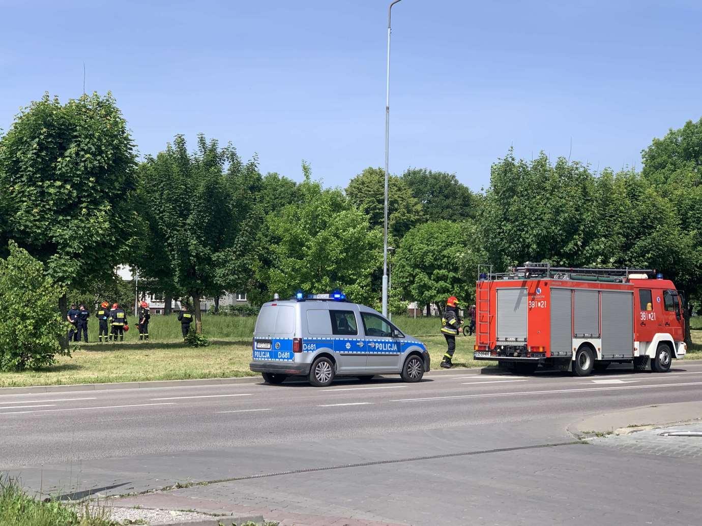 img 9379 2 W Łabuńce znaleziono ciało mężczyzny