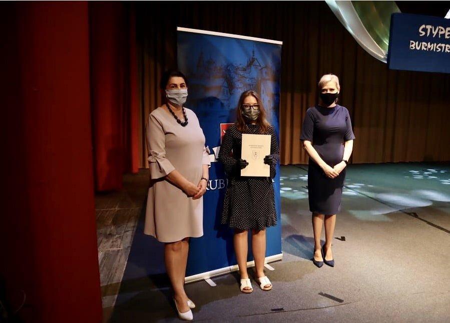 zrzut ekranu 2020 06 26 o 10 13 39 48 stypendystów Burmistrza Miasta Hrubieszowa