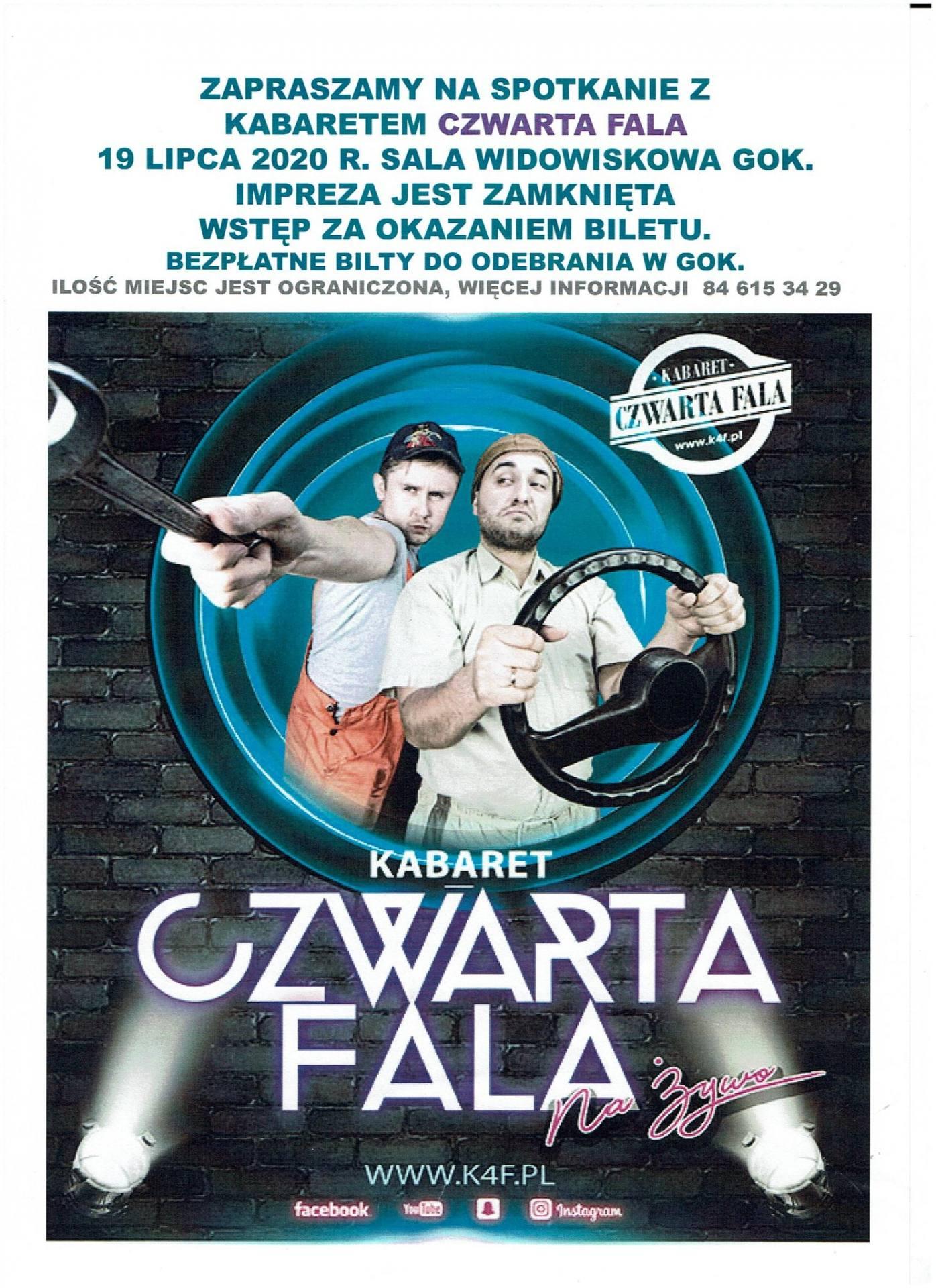 plakat: GOK Stary Zamość/ Facebook