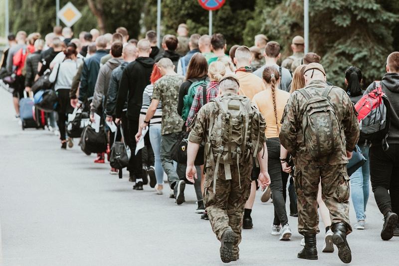2 lbot wcielenie 2 Lubelscy Terytorialsi wznowili nabór i szkolenia ochotników [ZDJĘCIA]