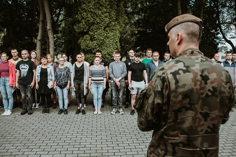 2 lbot wcielenie 3 Lubelscy Terytorialsi wznowili nabór i szkolenia ochotników [ZDJĘCIA]