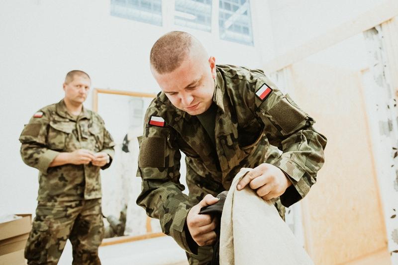 2 lbot wcielenie 4 Lubelscy Terytorialsi wznowili nabór i szkolenia ochotników [ZDJĘCIA]
