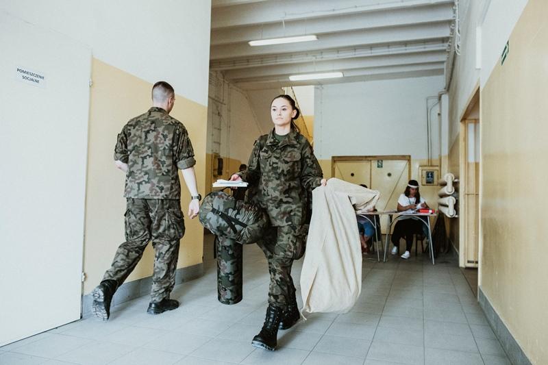 2 lbot wcielenie 5 Lubelscy Terytorialsi wznowili nabór i szkolenia ochotników [ZDJĘCIA]