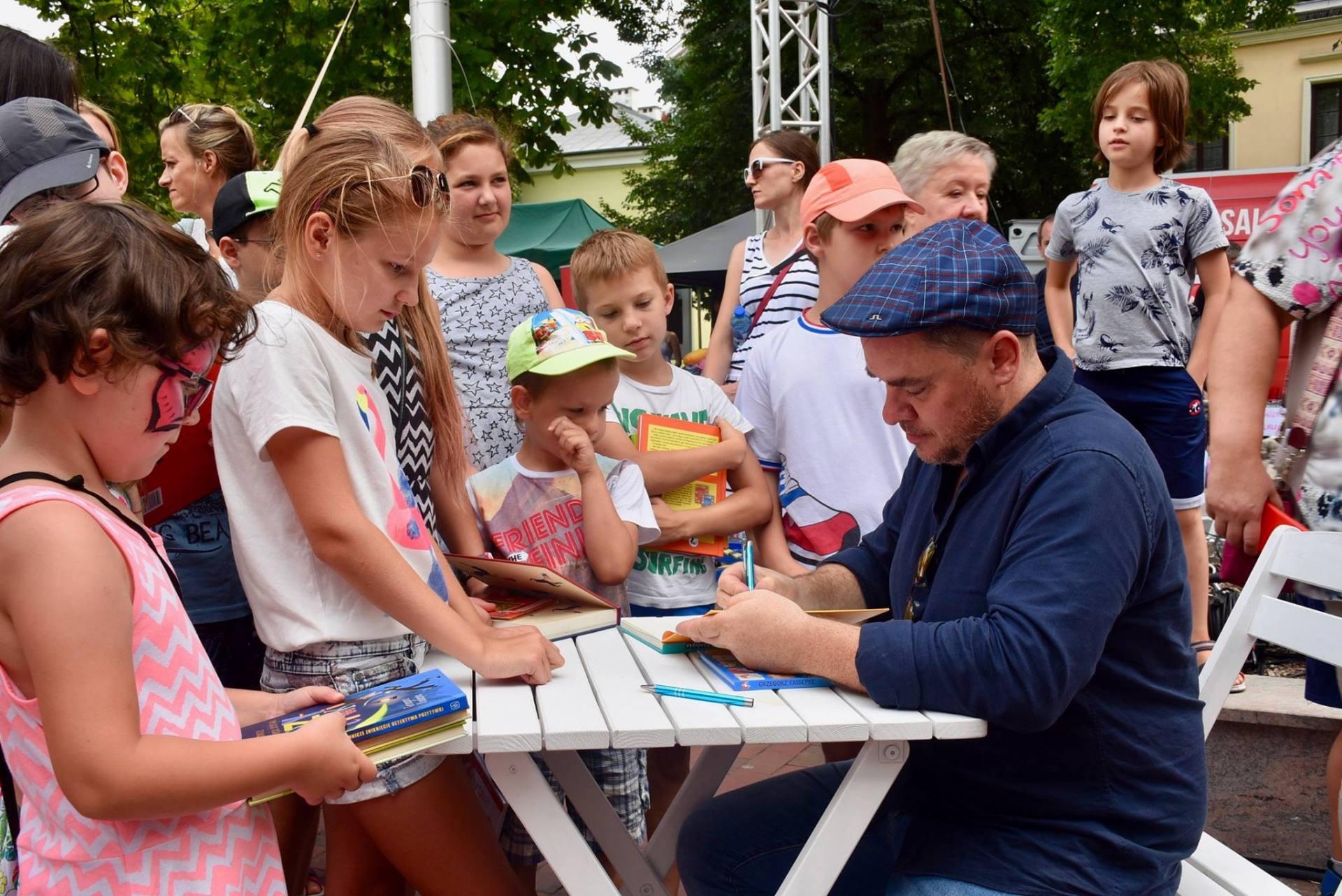20627076 1968902576713203 5562460243147281858 o Festiwal Stolica Języka Polskiego. Literackie Święto rozpocznie się w Zamościu. Co zaplanowano?