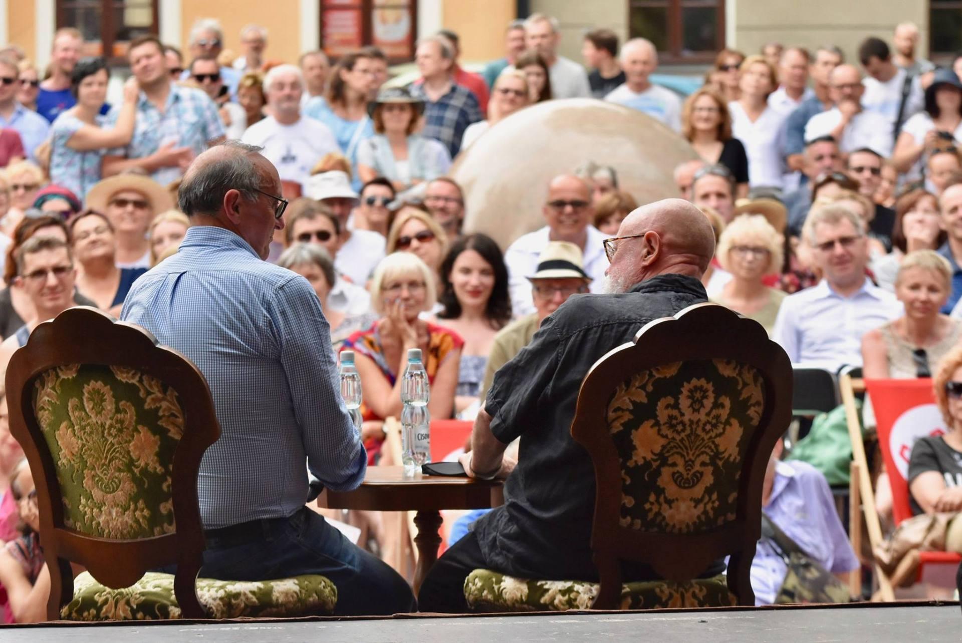 20645125 1968901833379944 7839629383357934798 o Festiwal Stolica Języka Polskiego. Literackie Święto rozpocznie się w Zamościu. Co zaplanowano?