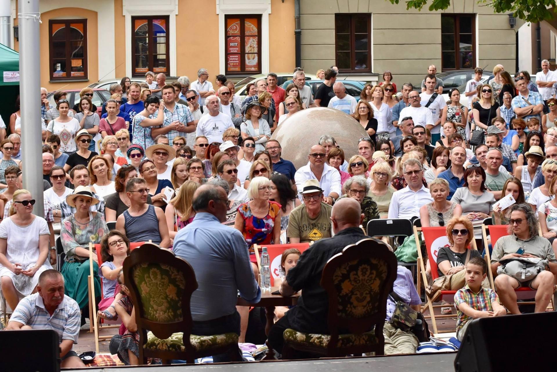 20645378 1968902783379849 1683585587683662841 o Festiwal Stolica Języka Polskiego. Literackie Święto rozpocznie się w Zamościu. Co zaplanowano?