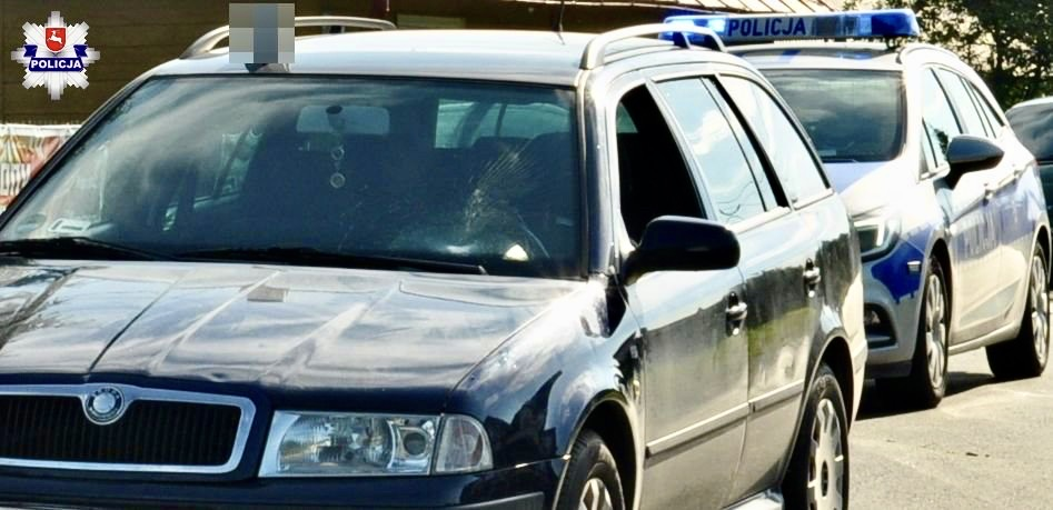 68 170933 78-letnia kobieta weszła na jezdnie wprost pod jadący samochód