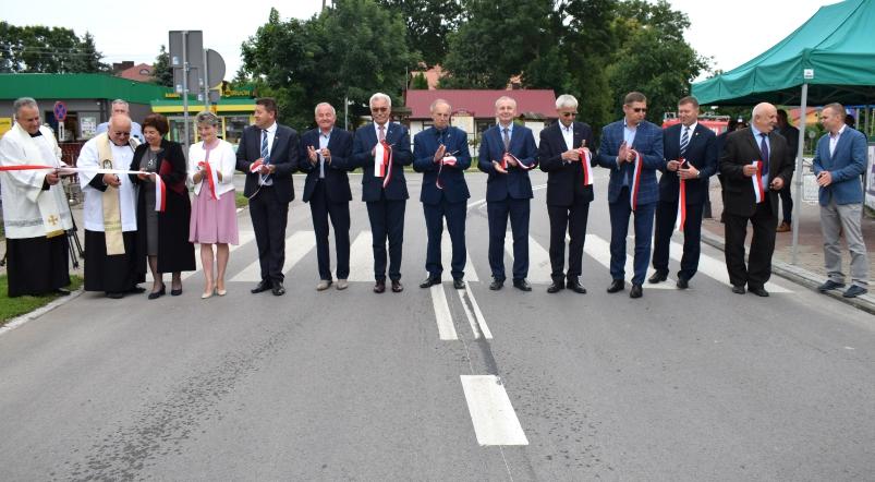 917b Nowe drogi w Gminie Grabowiec i Gminie Sitno