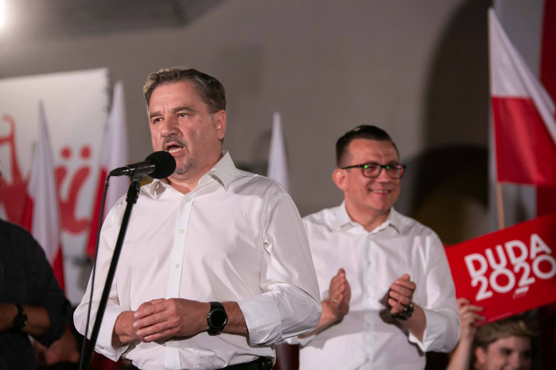 andrzej duda w zamosciu 44 Andrzej Duda prezydentem RP na drugą kadencję. PKW podała wyniki z prawie wszystkich komisji wyborczych.