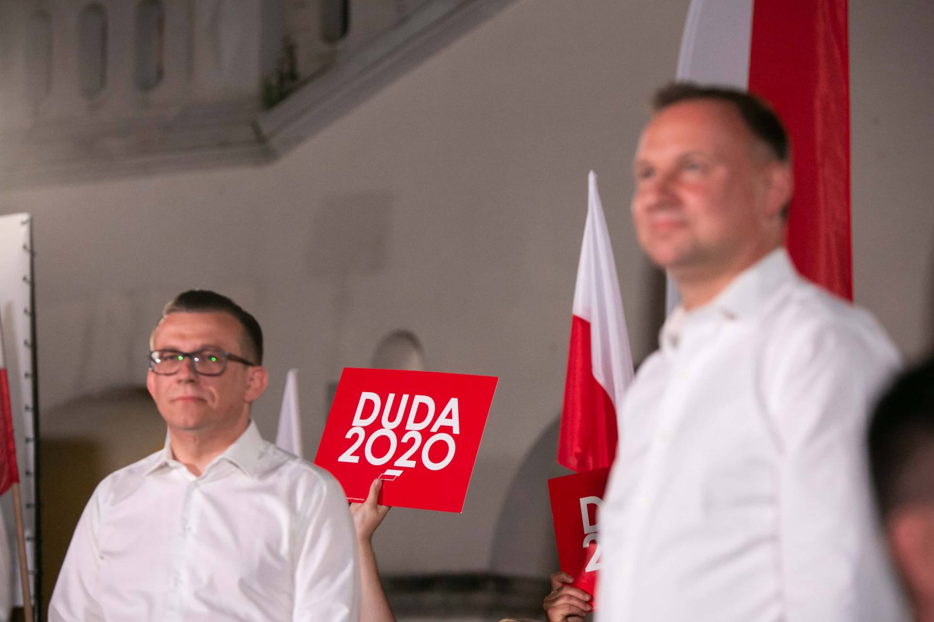 andrzej duda w zamosciu 46 Andrzej Duda prezydentem RP na drugą kadencję. PKW podała wyniki z prawie wszystkich komisji wyborczych.