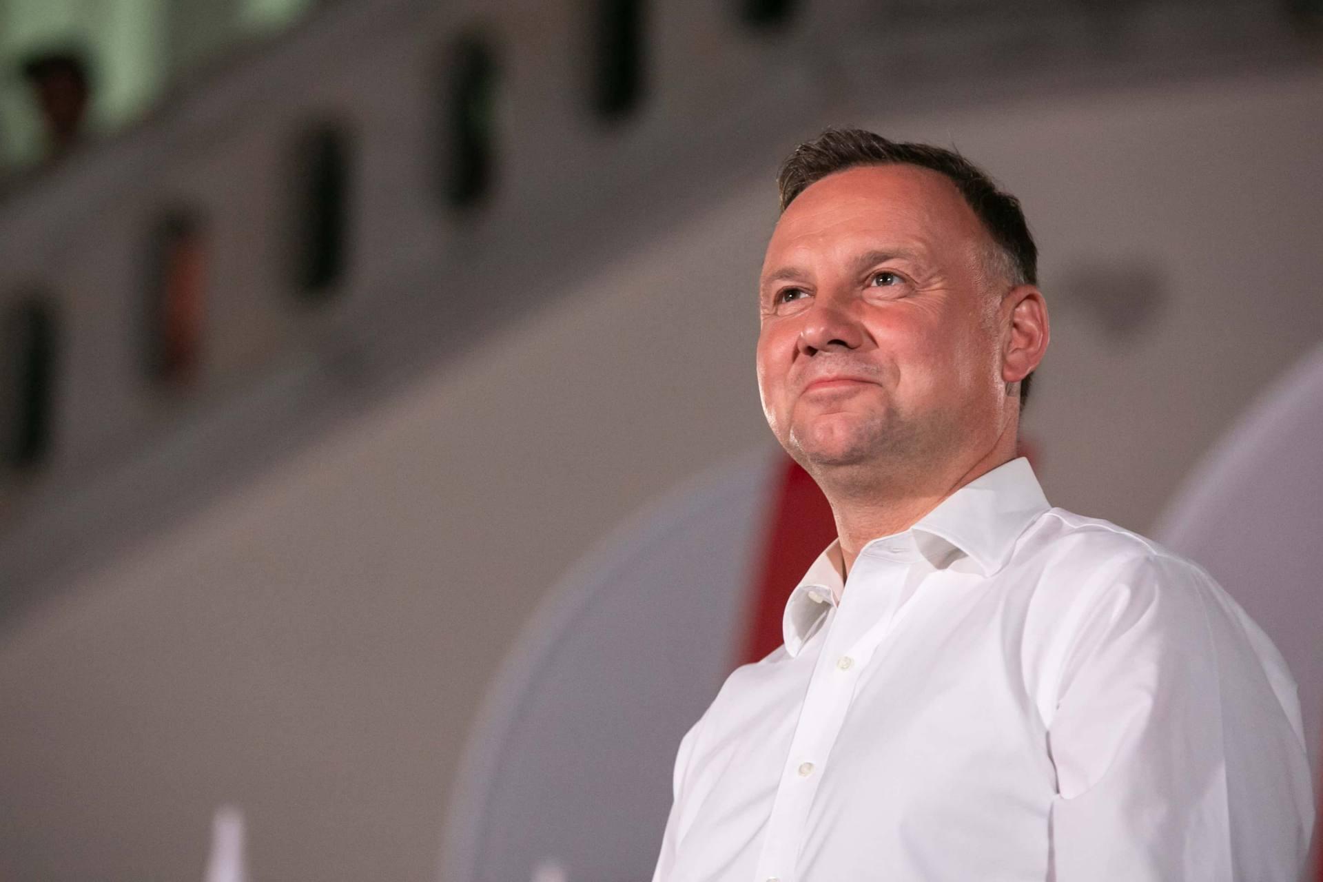 andrzej duda w zamosciu 48 Andrzej Duda prezydentem RP na drugą kadencję. PKW podała wyniki z prawie wszystkich komisji wyborczych.