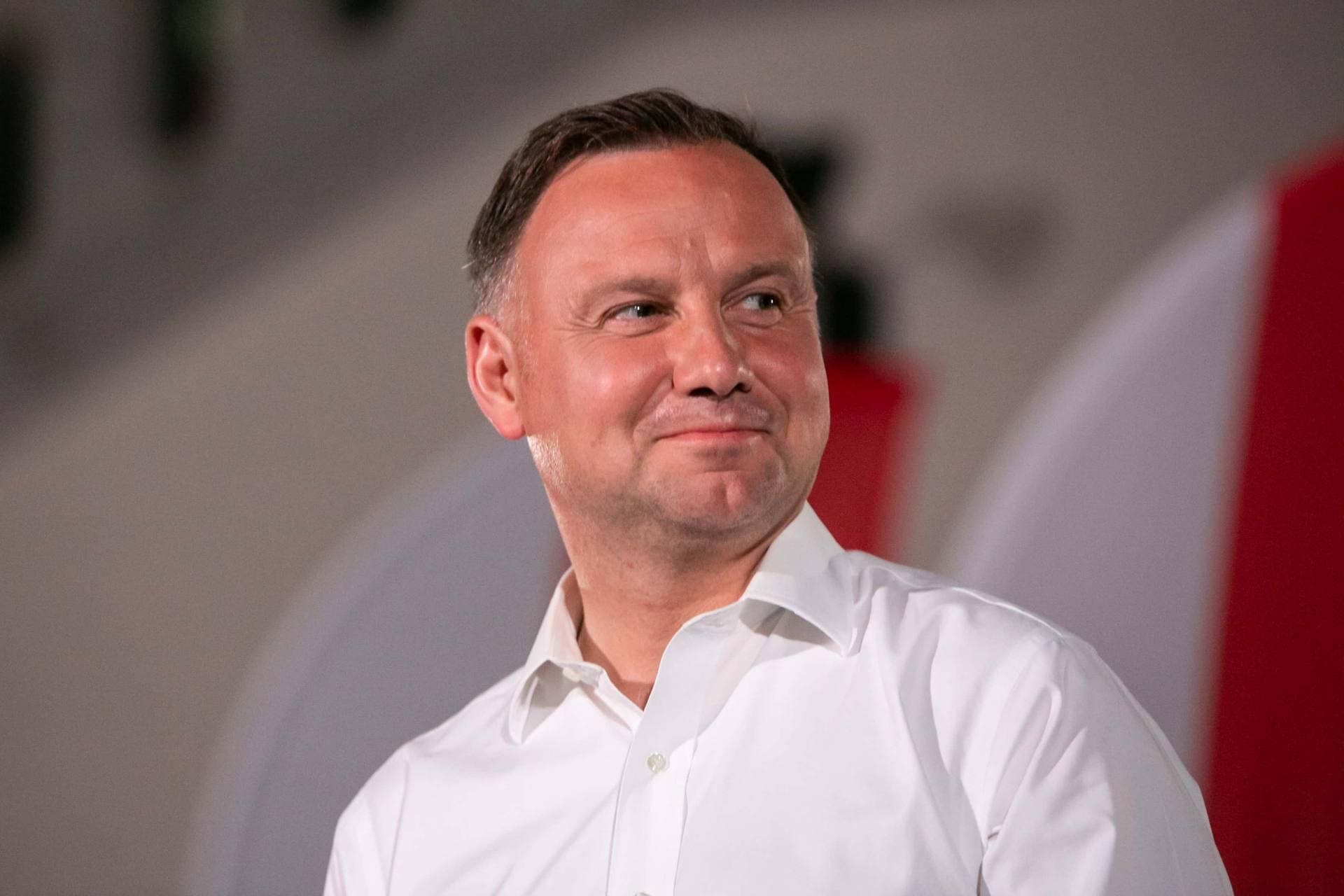 andrzej duda w zamosciu 49 Andrzej Duda prezydentem RP na drugą kadencję. PKW podała wyniki z prawie wszystkich komisji wyborczych.