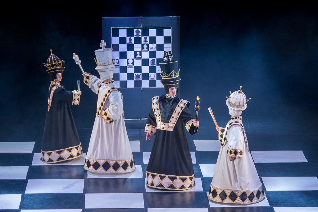 cracovia danza szachy5 fot tomasz korczynski Spektaklem