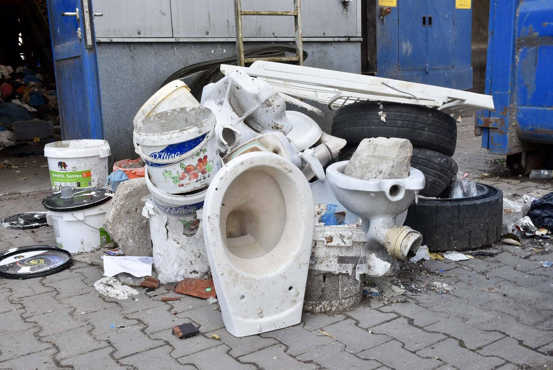 dsc 7931 Konferencja prasowa dotycząca gospodarki odpadami [WIDEO]