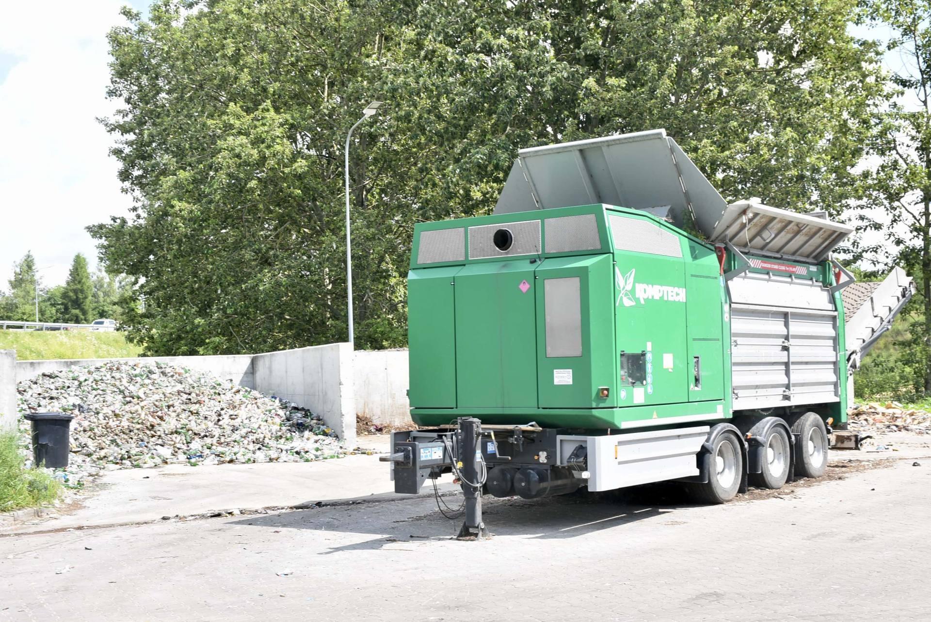 dsc 7936 Konferencja prasowa dotycząca gospodarki odpadami [WIDEO]