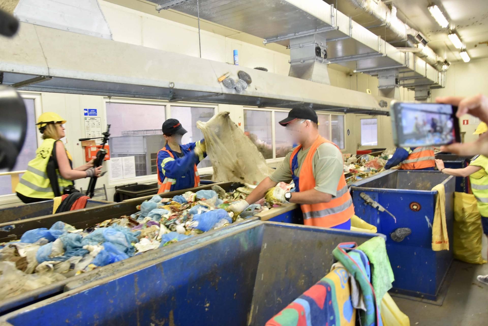 dsc 7941 Konferencja prasowa dotycząca gospodarki odpadami [WIDEO]