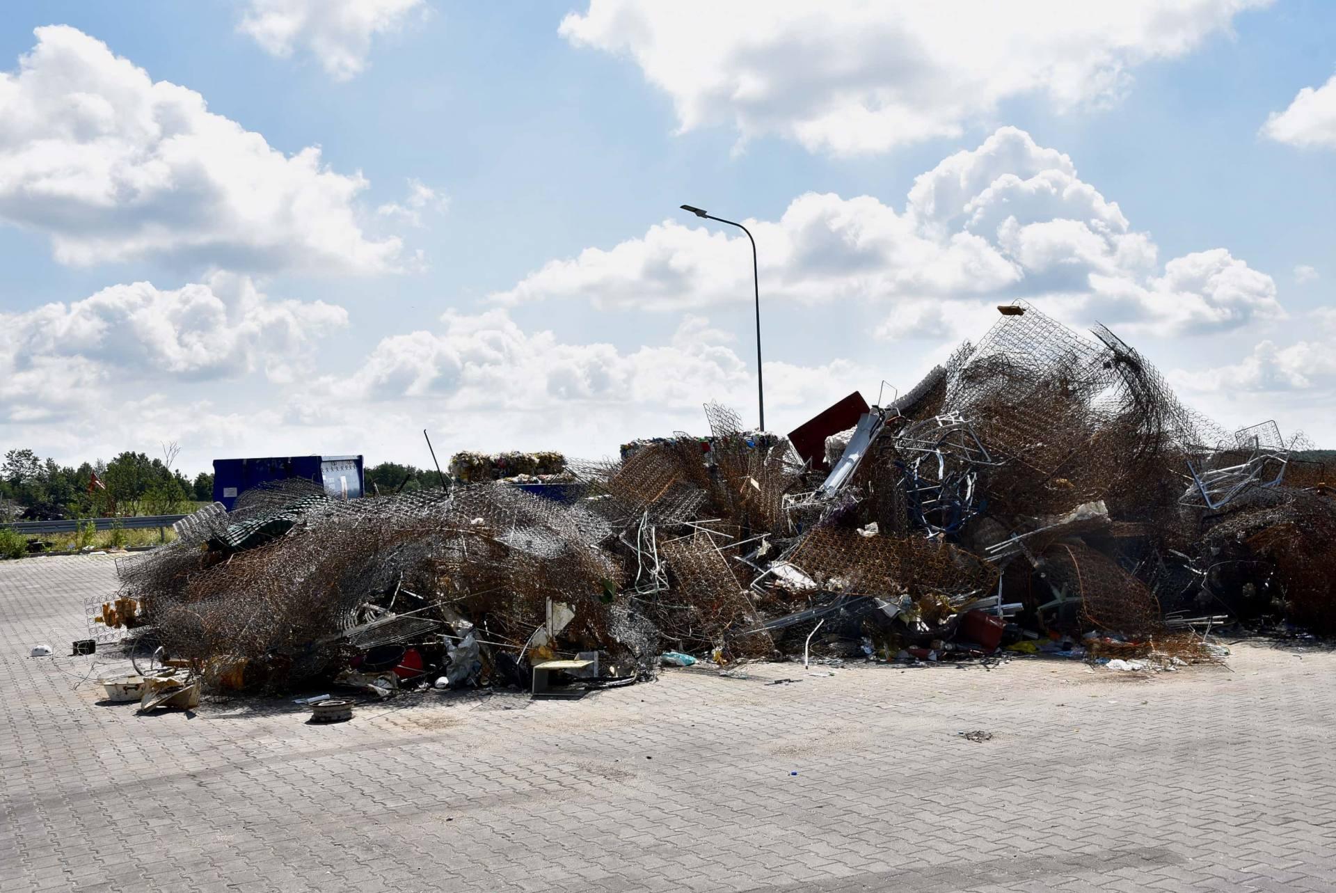 dsc 7945 Konferencja prasowa dotycząca gospodarki odpadami [WIDEO]