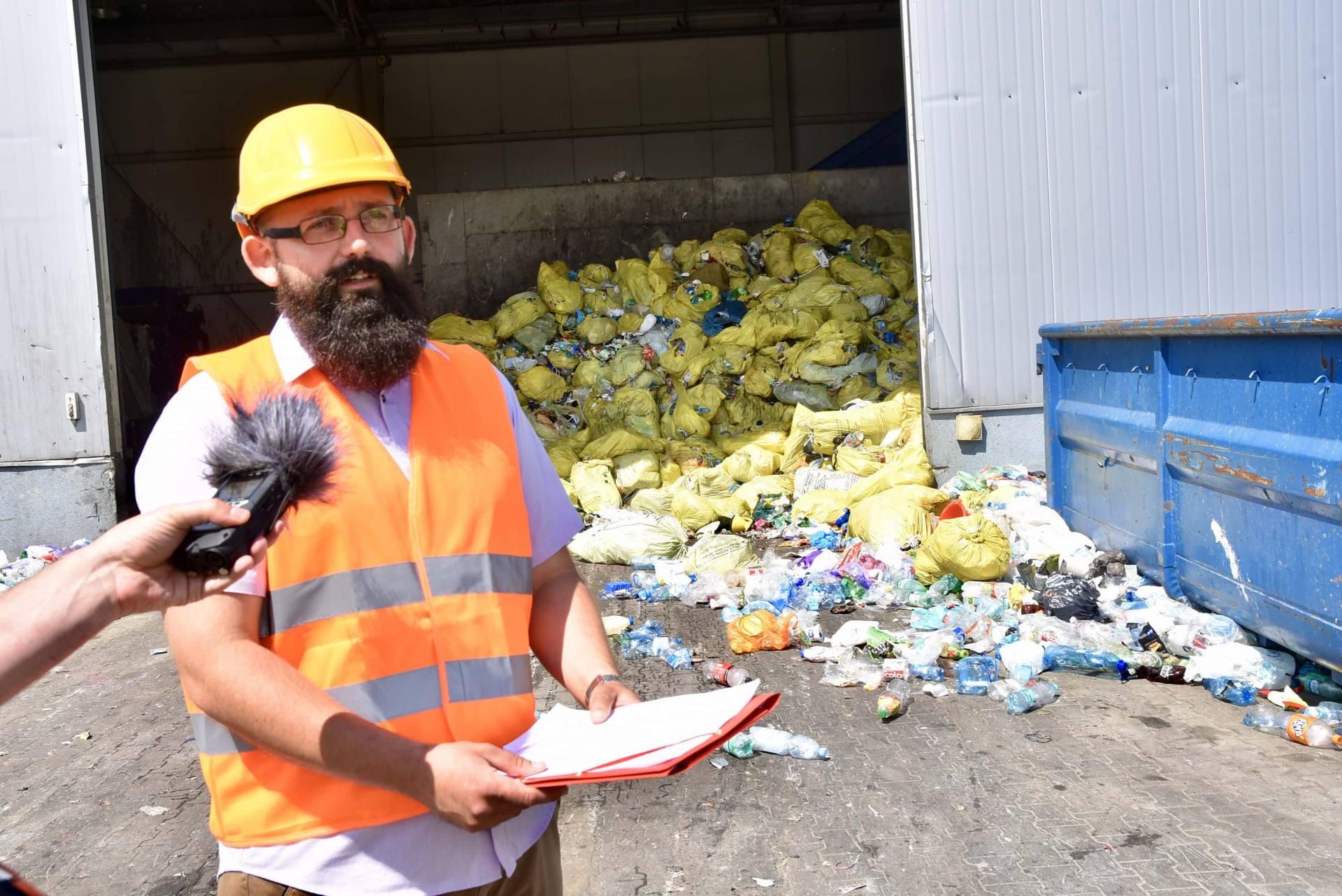 dsc 7946 Konferencja prasowa dotycząca gospodarki odpadami [WIDEO]